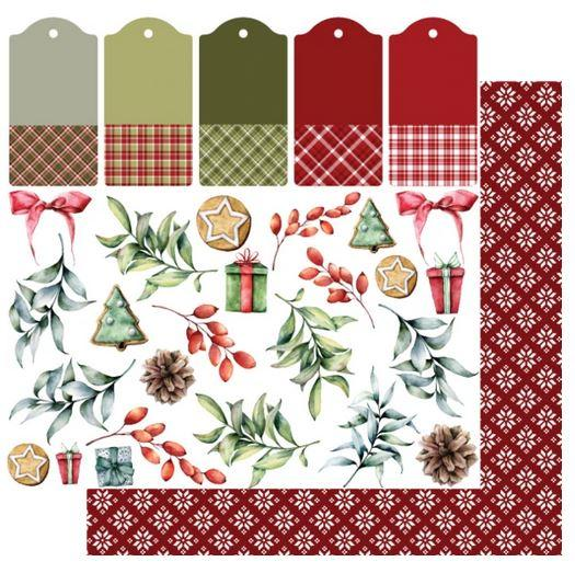 UCP2121 Gifts - Collection Holly Jolly Christmas (Uniquely Creative)