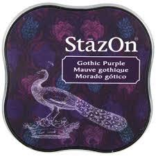 StazOn Midi - sz mid 13 - Gothic Purple