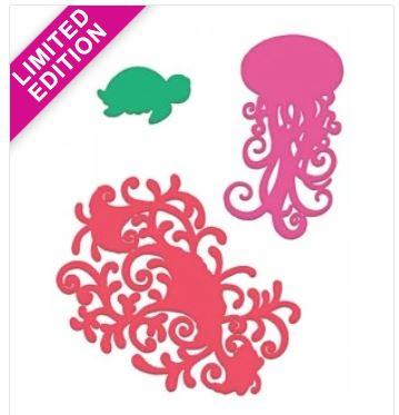 HCD1-797 - Under the Sea Coral Die *Limited Edition*