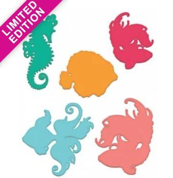 HCD1-799 - Under the Sea Die *Limited Edition*