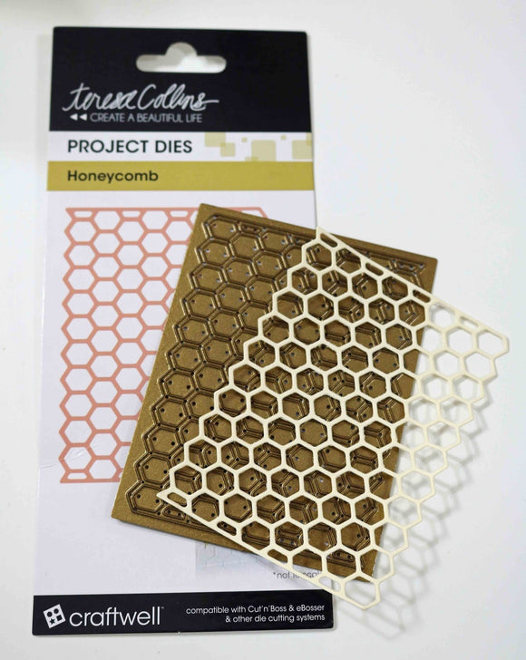 Teresa Collins - Honeycomb Die
