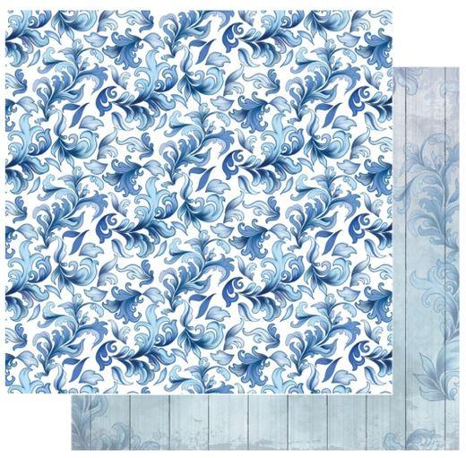 UCP2110 Monday Blues Paper - Something Blue (Uniquely Creative)