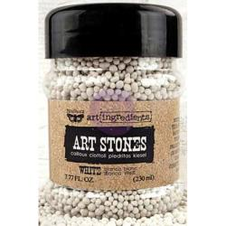 Finnabair Art - Medium Stones  White 963705