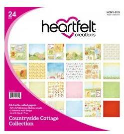 HCDP1-2123 Countryside Cottage Paper Collection