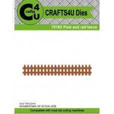 Craft - Post and rail fence