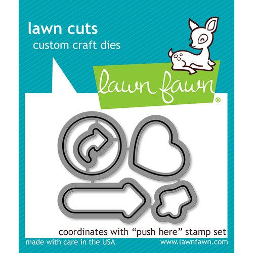 Lawn Fawn LF1416 - Push here