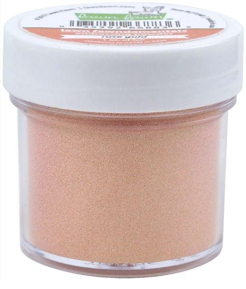 Lawn Fawn : LF1540  Rose gold embossing powder