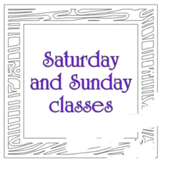 Saturday and Sunday Weekend Pass