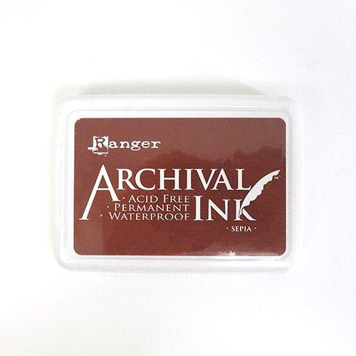 Archival Ink-  AIP-31505 -Sepia