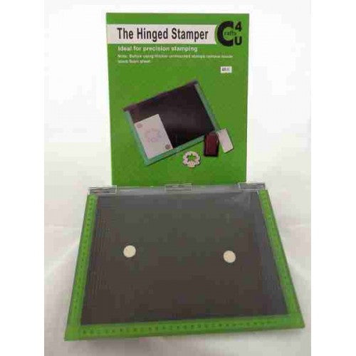 Crafts -  10238 Hinged Stamper