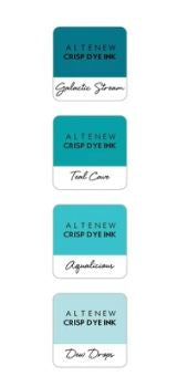 Altenew - 4 Pack 1''Cube -   Sweet Deams ALT2155
