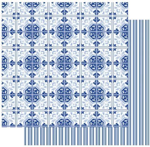 UCP2109 True Blue Paper - Something Blue (Uniquely Creative)