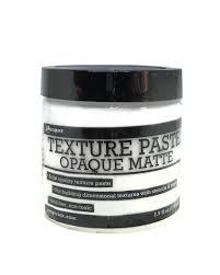 Ranger Texture paste- Opaque Matte 3.9 oz