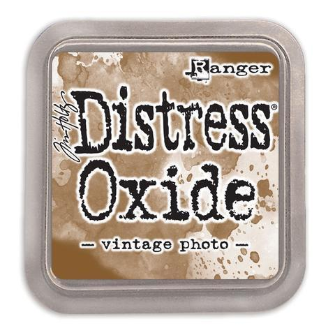 Ranger Distress Oxide Ink Pad - Vintage Photo