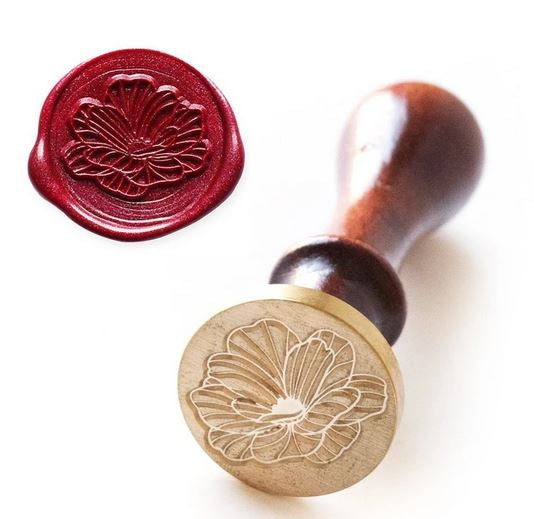 Altenew : Wax Seal Stamp - Delicate Blossom
