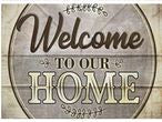 Diamond Art - Welcome to our Home