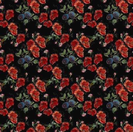 Red Floral - Pre Order