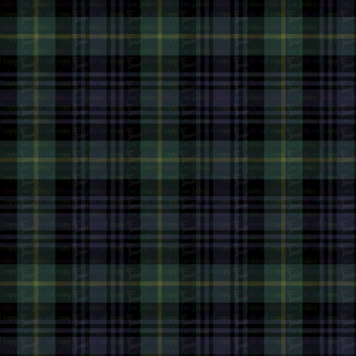 Blackwatch Plaid - Silver Fox Fabrics