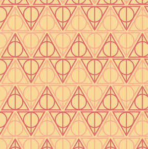 Gryffindor Hallows - Silver Fox Fabrics