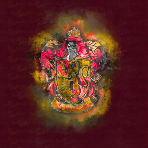 Gryffindor Adult Large Panel - Silver Fox Fabrics