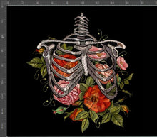 Load image into Gallery viewer, Rib Floral Panel - Pre Order