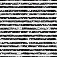 Load image into Gallery viewer, White Stripe - Silver Fox Fabrics
