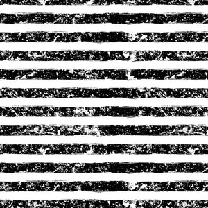 Black and White Grunge Stripe - On Demand