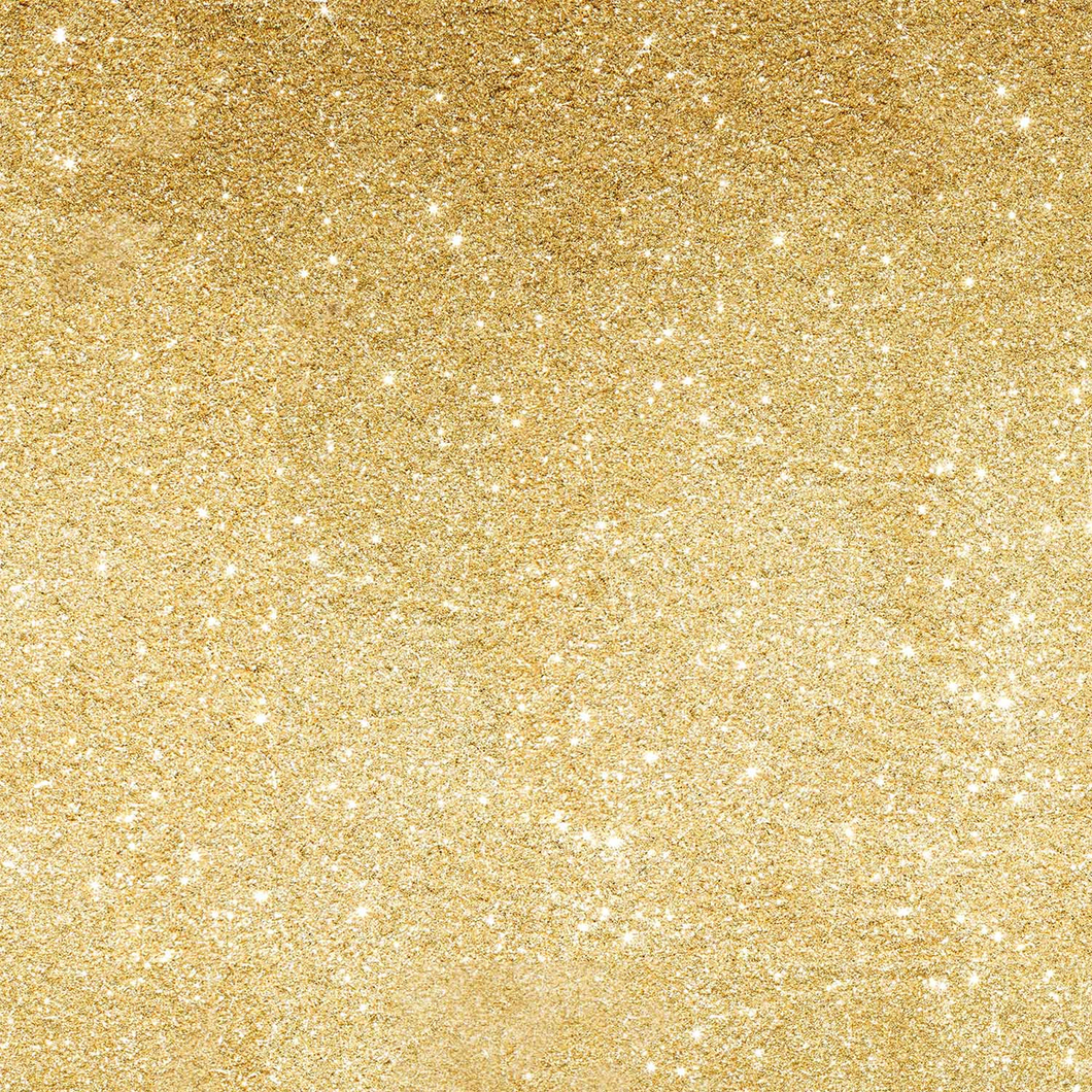 Wonder Gold Glitter - Silver Fox Fabrics