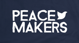 "Peace Makers ""Let It Begin"" Youth Tee (Navy)"