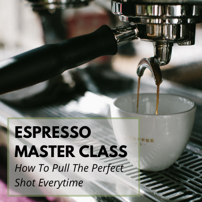 Espresso Master Class with Donny Raus