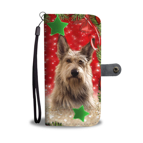 Berger Picard On Christmas Print Wallet Case-Free Shipping