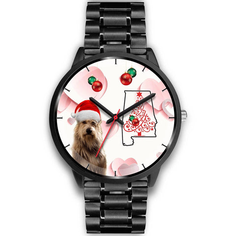 Berger Picard On Christmas Alabama Wrist Watch-Free Shipping