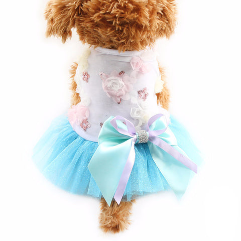 Tutu Party Dog Dress