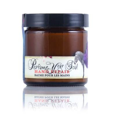 Black Coconut - Shea & Mango Butter Hand Repair  3oz