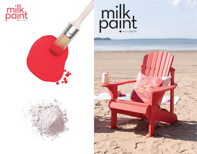 Hawaiian Hibiscus Milk Paint