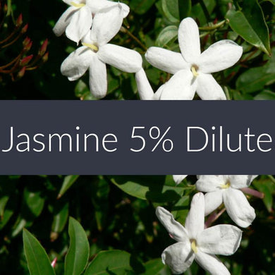 Finesse Jasmine 5% Essential Oil 10ml
