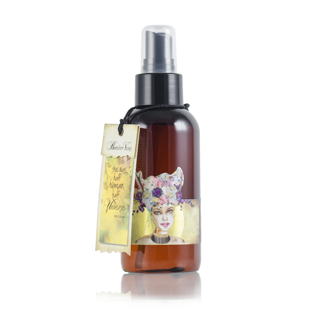 Barefoot Venus - Lemon Freckle~Argan Body Oil