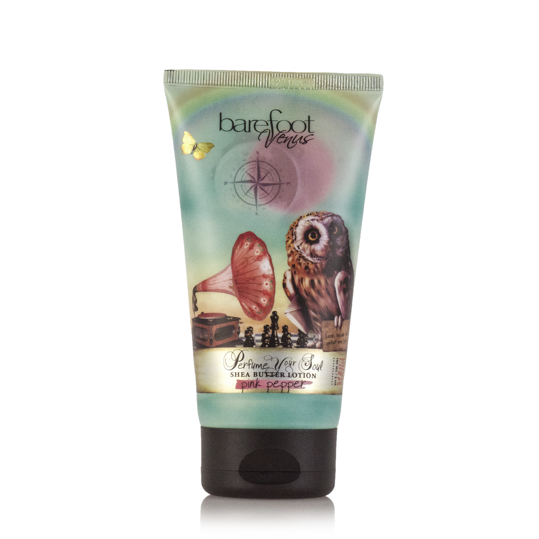 Barefoot Venus - Pink Pepper~Shea Butter Body Lotion