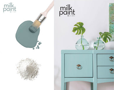 Sea Glass Milk Paint