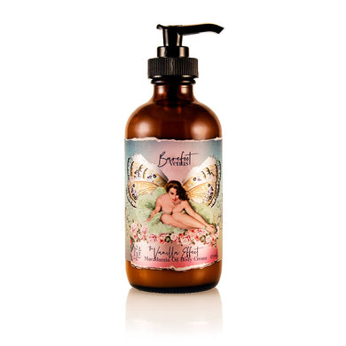 Barefoot Venus - The Vanilla Effect~Macadamia Oil Body Cream