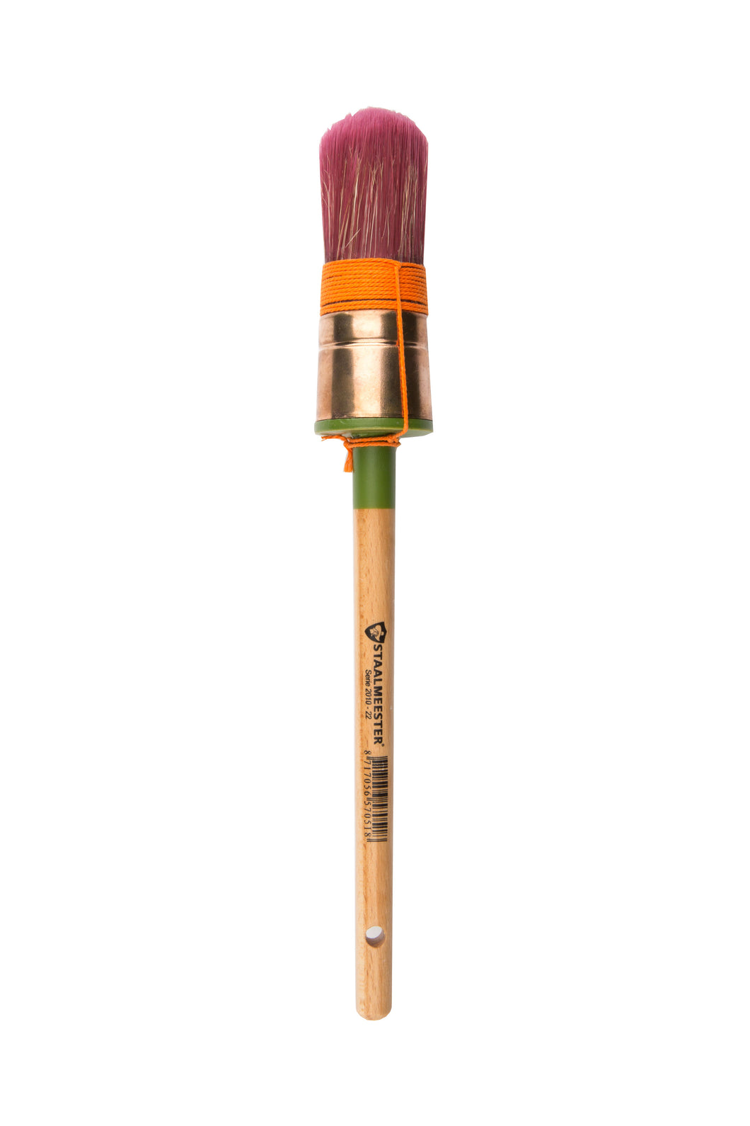 Staalmeester® Brush Round #22