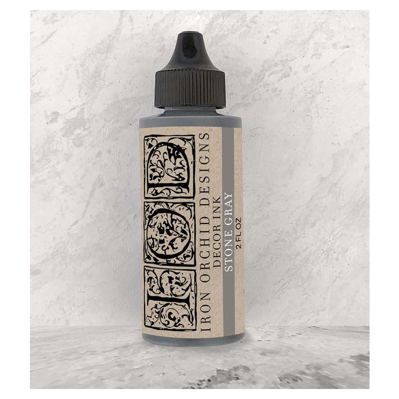 IOD Decor Ink-Stone Grey (2oz)