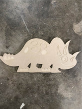 Kids Kits - Paintable Critter Kits Triceratops