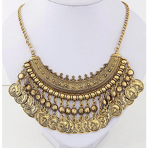 Too Haute Necklace - Necklaces