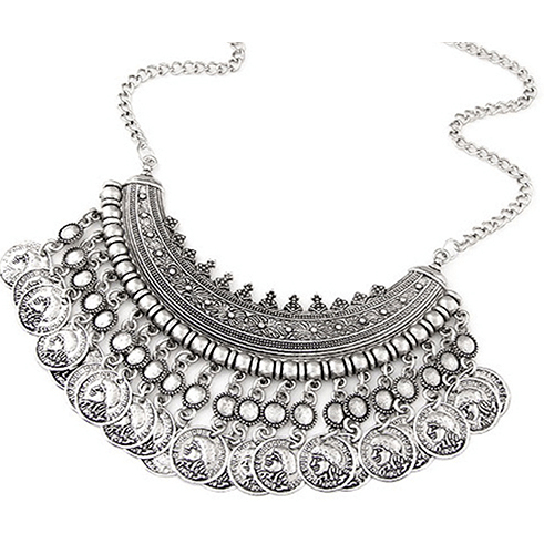 Too Haute Necklace - Silver - Necklaces