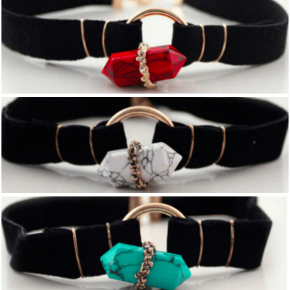 The Neverland Choker - Necklaces