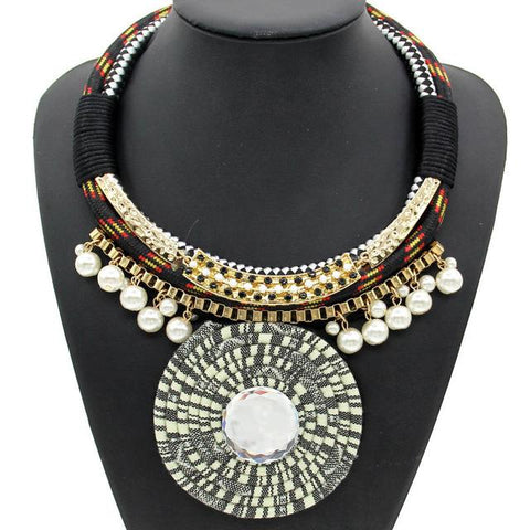 Sima Statement Necklace
