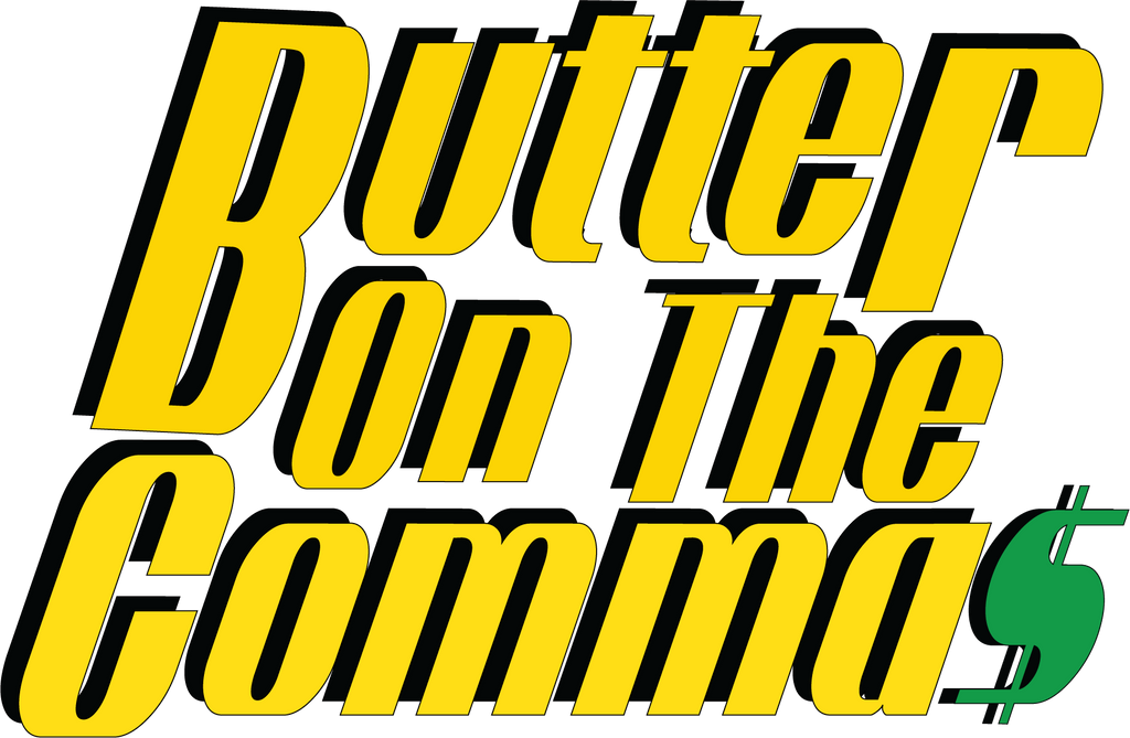 BUTTER ON THE COMMA$