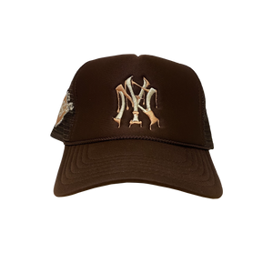 Coffee Bean New York Yankees Dip City Trucker