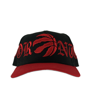 7 3/8 Toronto Raptors Old English Fitted